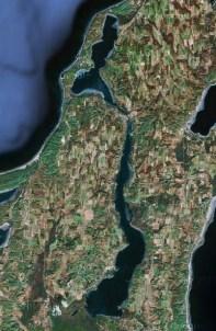 Lake Leelanau Map