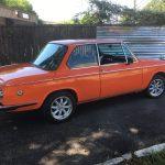 1973 Bmw 2002 Inka Orange
