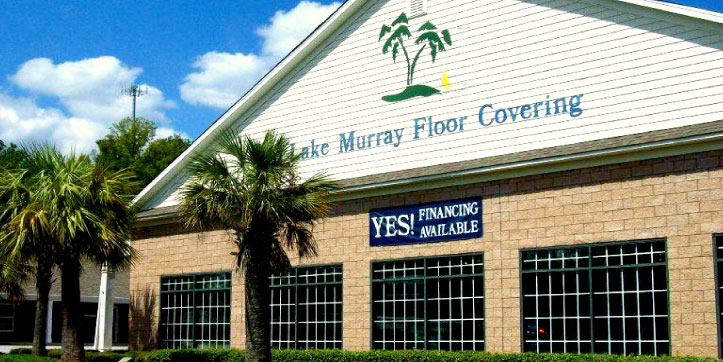 Welcome to Lake Murray Floor Covering in Irmo