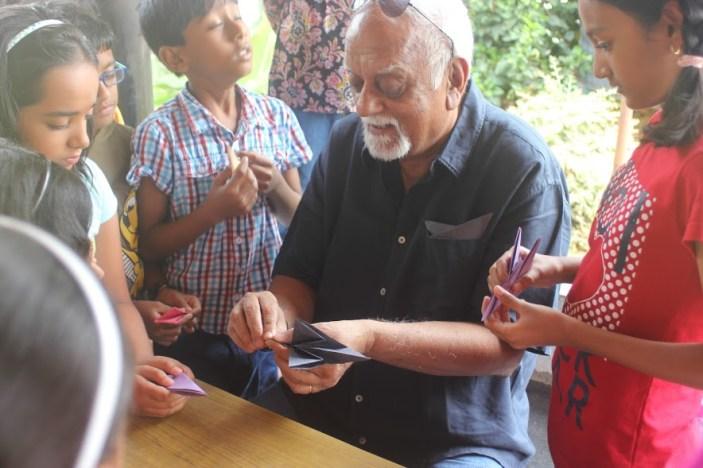 origami-workshop-with-dr-ravi-acharya