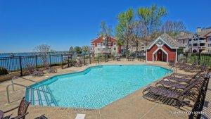 Davidson Landing Waterfront Swimming Pool
