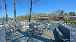Davidson Landing Waterfront Deck