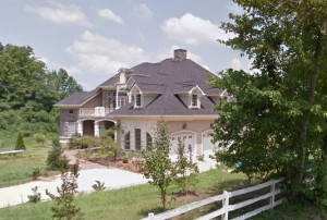 Lake Norman waterfront foreclosure