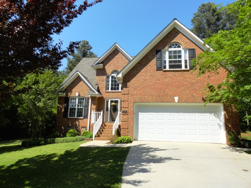 SOLD - 4 bedroom brick home in lake access community!