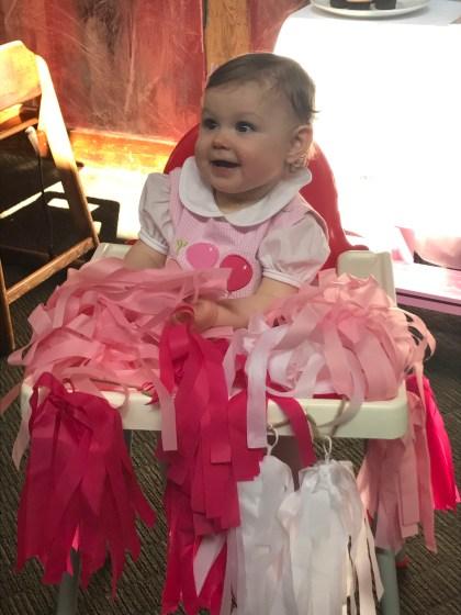 Happy 1st to my niece!