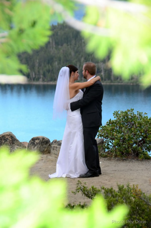 Lake Tahoe Quot Diamond Quot Wedding Package Lake Of The Sky