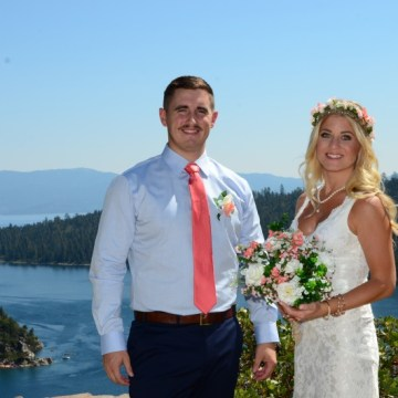 Summer and Spring Weddings at Emerald Bay 2018/2019