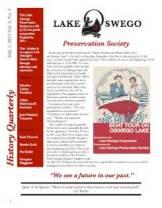 Lake Oswego News Vol 3, No.3