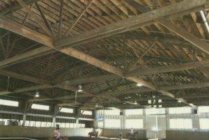 Hunt Arena, interior