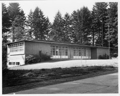 Our Lady of the Lake School 1941 716 A Avenue Pietro Belluschi, Architect - Demolished July 2012