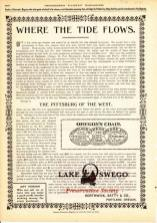 Borthwick, Batty & Co. Advertisement for First Addition Lots February 1891