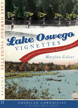 Lake Oswego Vignettes Book