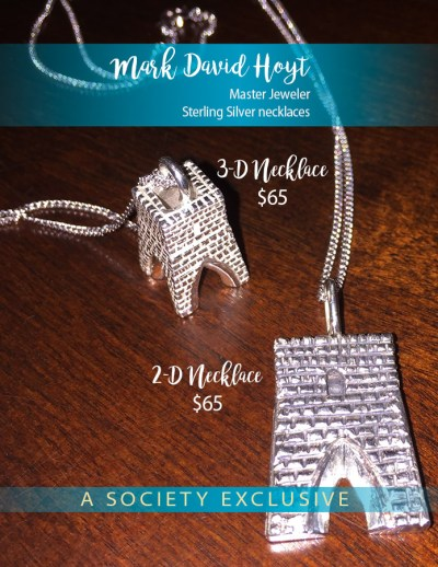 Mark David Hoyt — Sterling Silver necklaces