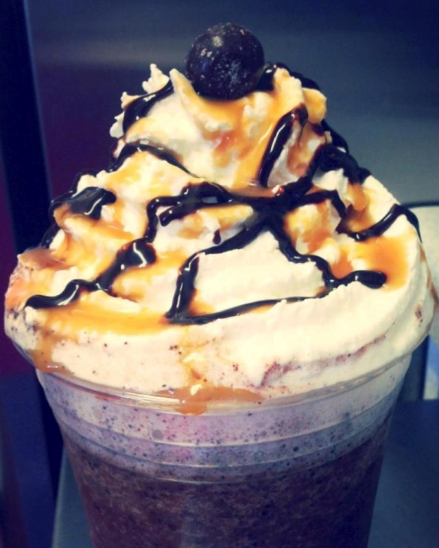 Coffee Ice Drink