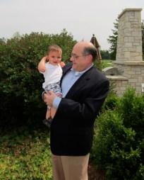 Bosco and Grandpa
