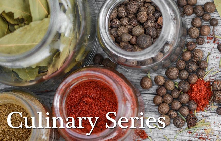 Culinary Series