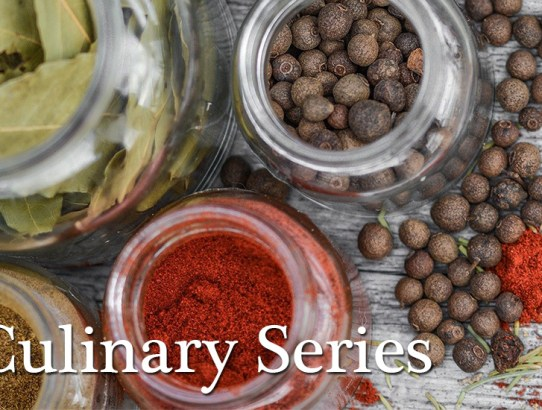 "Culinary Series: Zach Schroeder ""Cooking Demonstration: Lacto Fermentation"""