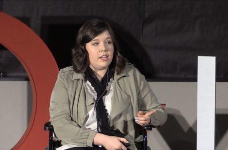 2017 TEDxLSSU speaker Lyndsey Johnson