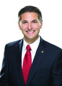 Zephyrhills mayor Danny Burgess