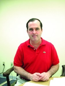 Zephyrhills city manager Jim Drumm is facing a very uncertain future in his government job, something he said could be because of unsubstantiated rumors that his predecessor, Steve Spina, wants to return. (File Photo)
