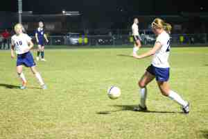 The Land O' Lakes girls soccer team reached the state finals with an attacking offense and stifling defense. (Courtesy of Vicky King)