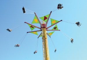 Tickets for Midway rides will be sold individually, or event-goers can purchase armbands for unlimited rides. For more information, visit LoLSwampFest.com. File photo
