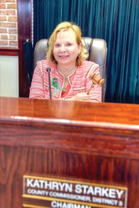 Pasco County Commissioner Kathryn Starkey is the new chairwoman of the county commission. (Courtesy of Richard K. Riley)