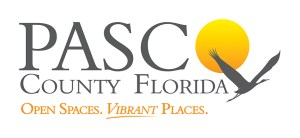 Pasco County is highlighting its 'Open Spaces. Vibrant Places.' The new slogan and a logo with the sand hill crane in flight are part of the county's new marketing strategy.