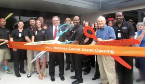 Dozens of community leaders and residents attended the Feb. 4 Florida Hospital Zephyrhills CREATION Health Wellness Center's ribbon-cutting ceremony.