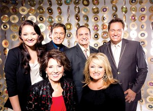 The Hoppers, a widely known gospel singing group, are set to perform on Feb. 18 at 6 p.m. in the Dan Cannon Auditorium.