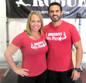 Peter and Jennifer Abreut opened the 8,500-square-foot CrossFit gym a little over four years ago. (Photos courtesy of Peter and Jennifer Abreut)
