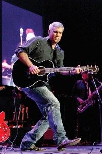 Taylor Hicks said he loves performing, and it's something he expects he will always continue to do. He will be performing on March 11 in Land O' Lakes at the Central Pasco Chamber of Commerce's Spring Music Festival & Expo. (Photos courtesy of Taylor Hicks)