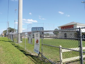 Pasco County school officials plan to discuss the future of Hercules Park with the city of Zephyrhills, possibly looking at shared parking for the district's ball field and the park. (Kathy Steele/Staff Photo)