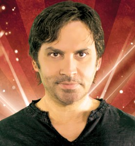 Hypnotist Michael C. Anthony will perform at the Straz Center for the Performing Arts. (Courtesy of Michael C. Anthony)