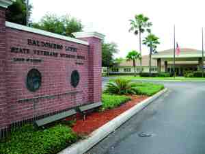 Baldomero Lopez State Veterans Nursing Home, at 6919 Parkway Blvd., in Land O' Lakes, is a 120-bed nursing home for veterans.