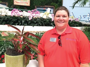 Whitney C. Elmore, Pasco County extension director, is spearheading efforts to put on The Tampa Bay Cottage Industry Expo, an event to help entrepreneurs. The expo is expected to become an annual event. (Courtesy of Whitney C. Elmore)