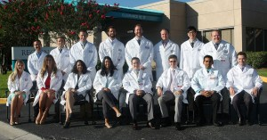 Bayonet Point recently announced an incoming class of 16 residents for its three-year GME program. There are now 30 physicians in the program, which began accepting residents in July 2014.