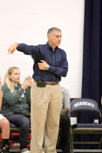 Karim Nohra is Carrollwood Day School's new girls varsity coach. (File Photo)