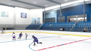 Florida Hospital Center Ice will open in January 2017 with four ice rinks and a mini-rink. (Courtesy of Florida Hospital Center Ice)