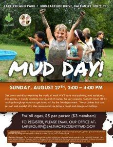 Mud Day 2017 @ Lake Roland   Baltimore   Maryland   United States