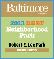 Baltimore Magazine: 2013 Best Neighborhood Park