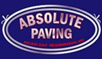 Absolute Paving Logo