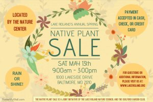 Native Plant Sale 2017 @ Lake Roland | Baltimore | Maryland | United States