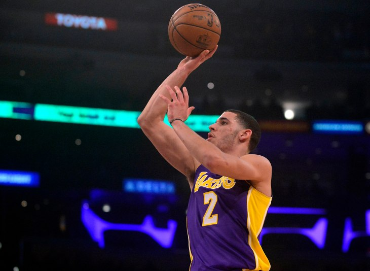 NBA: Portland Trail Blazers at Los Angeles Lakers