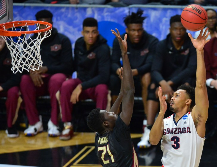 de61c20c25c Lakers to sign Gonzaga's Johnathan Williams for Summer League roster ...