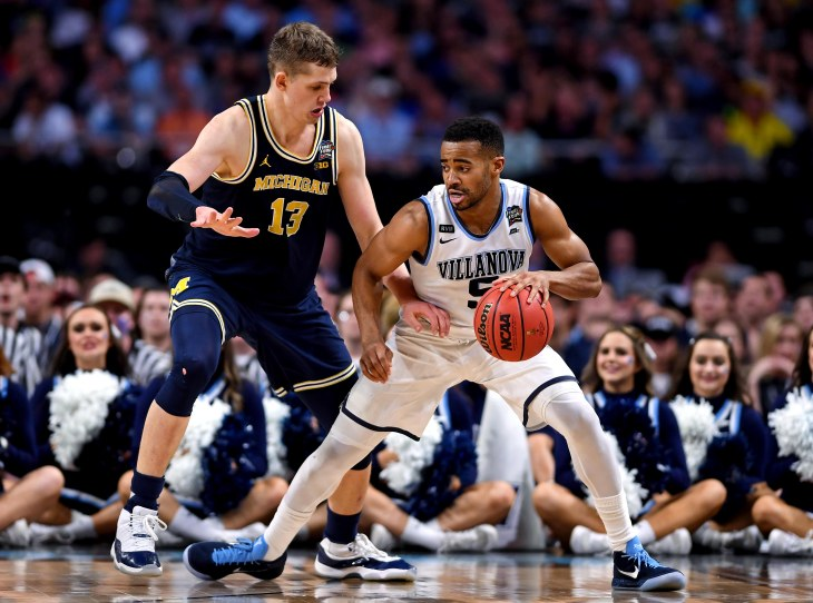 0f1b91093f8 2018 NBA Draft: Lakers select Moritz Wagner with 25th overall pick ...