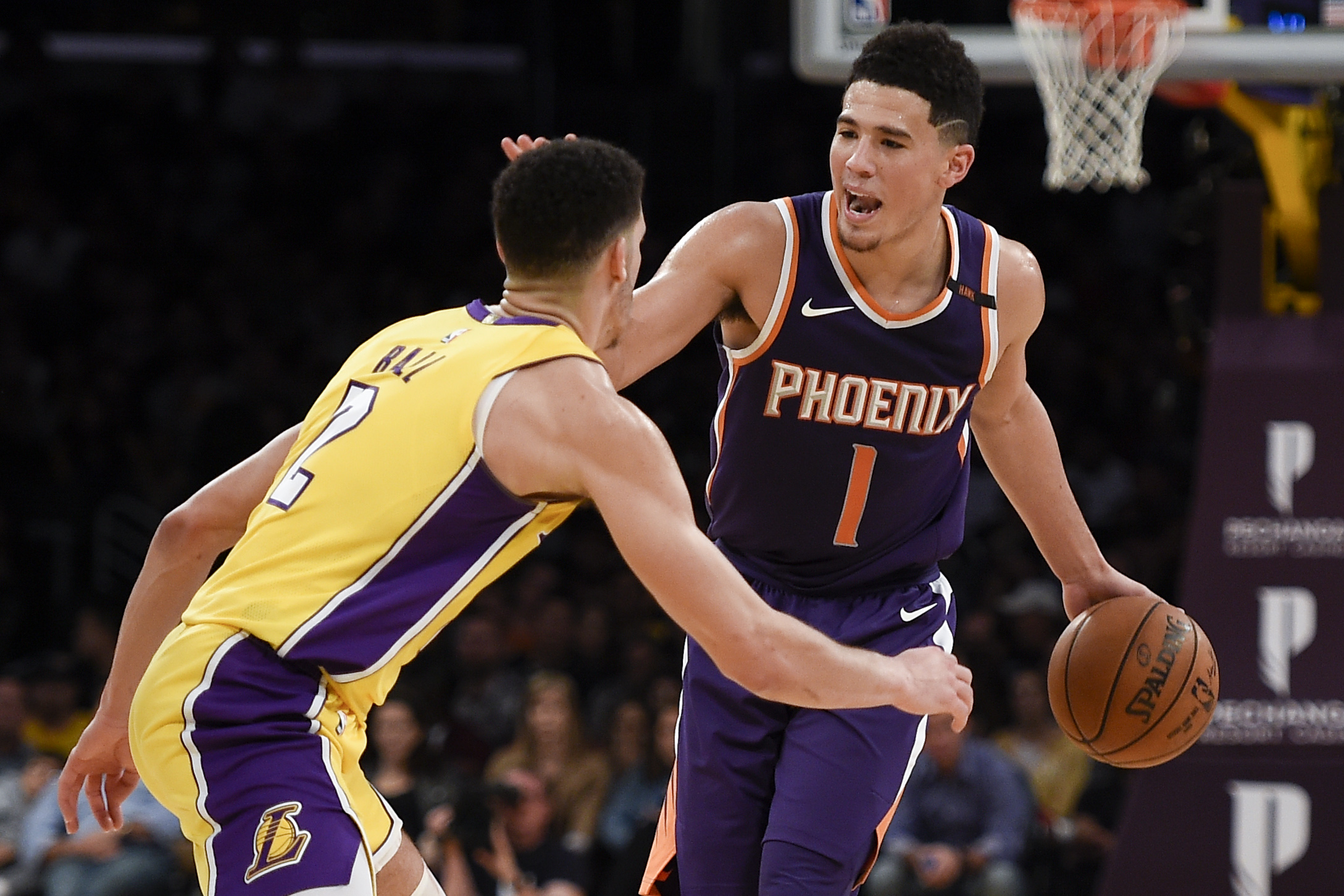 d80ee0dfa9a Preview  Lakers visit Phoenix Suns in Search of First Win - Lakers ...