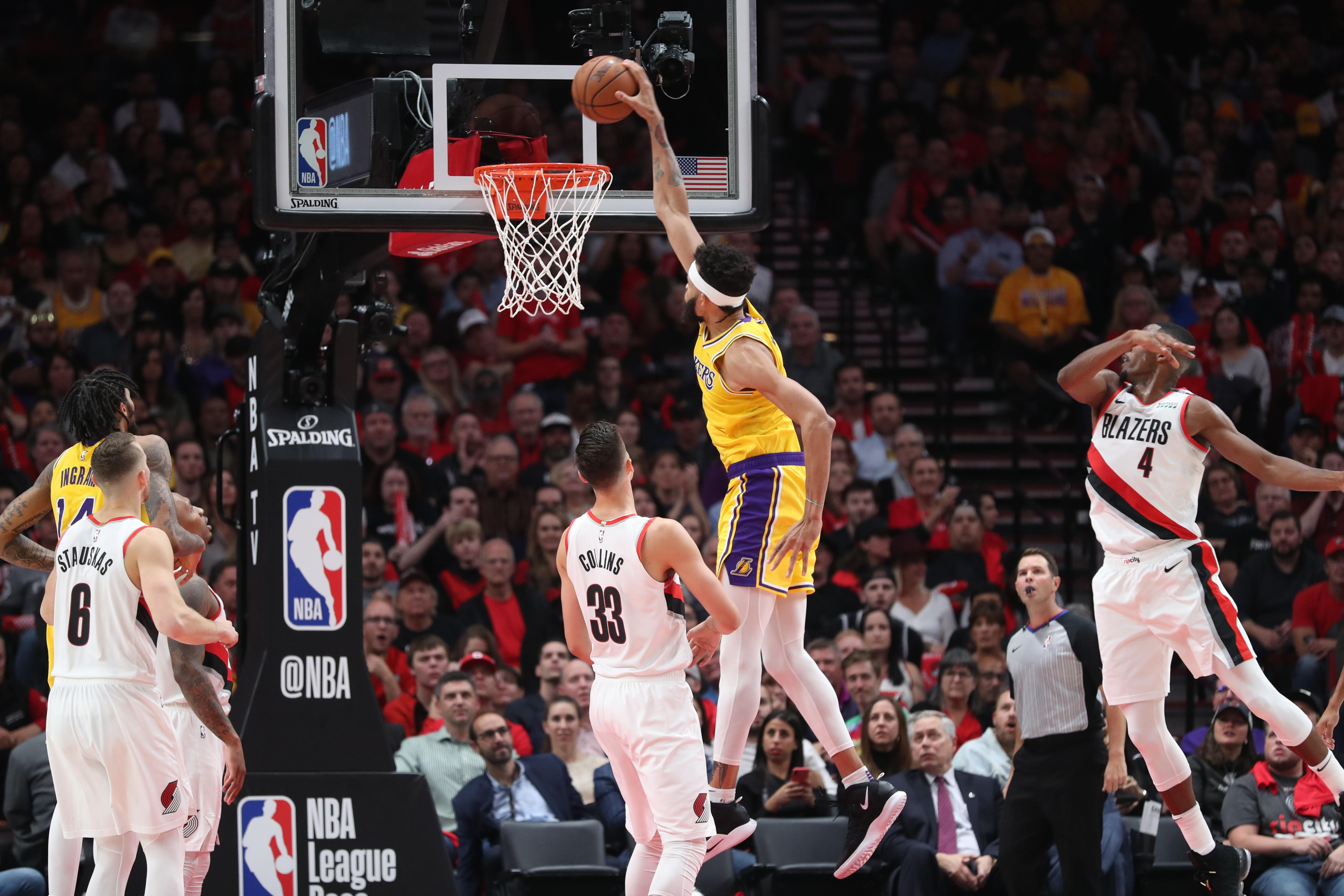 Javale Mcgee S All Star Level Play Highlights Lakers Biggest Weakness Lakers Outsiders
