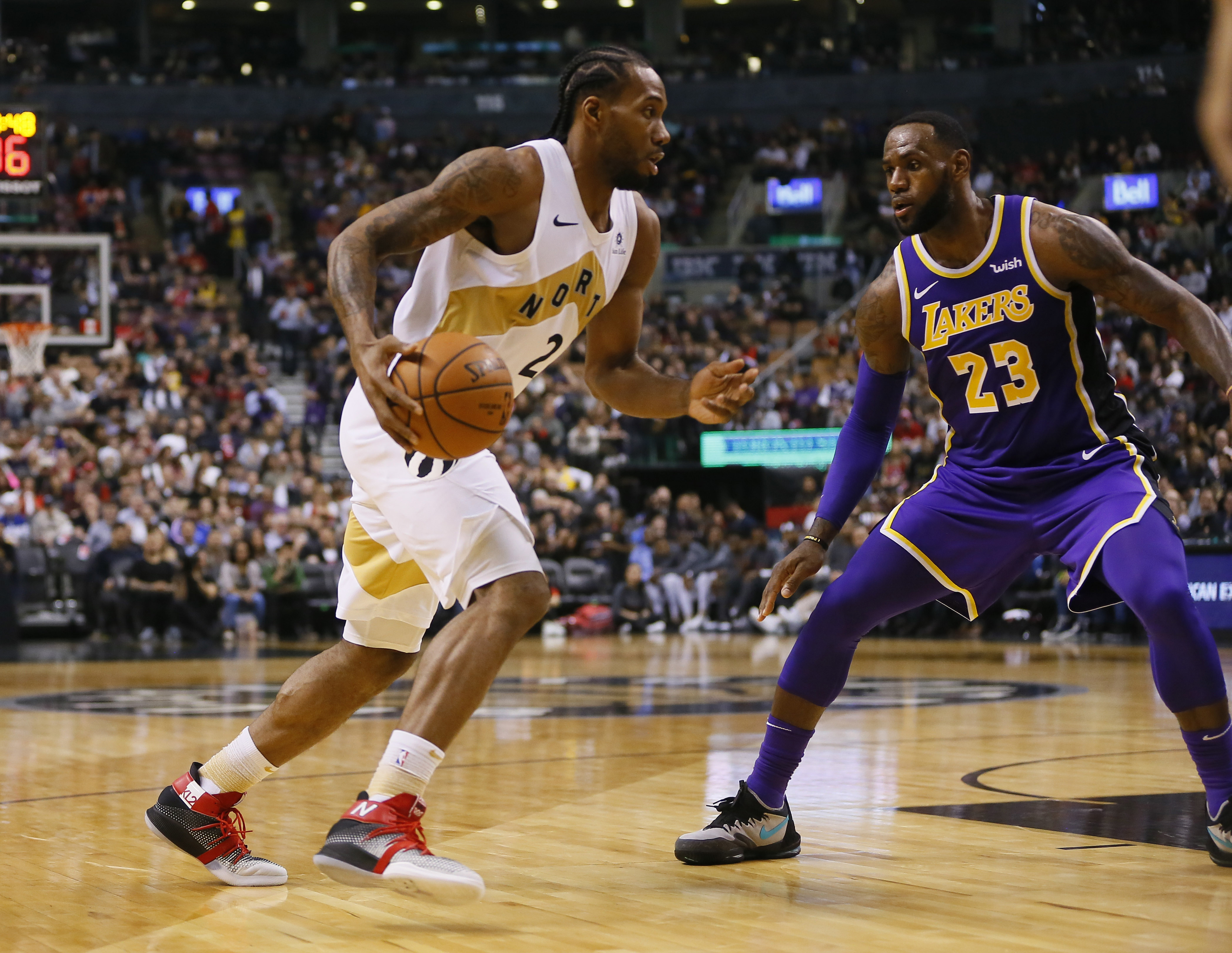 Report Teammates Believe Kawhi Leonard Will Sign With Lakers Or Clippers Lakers Outsiders