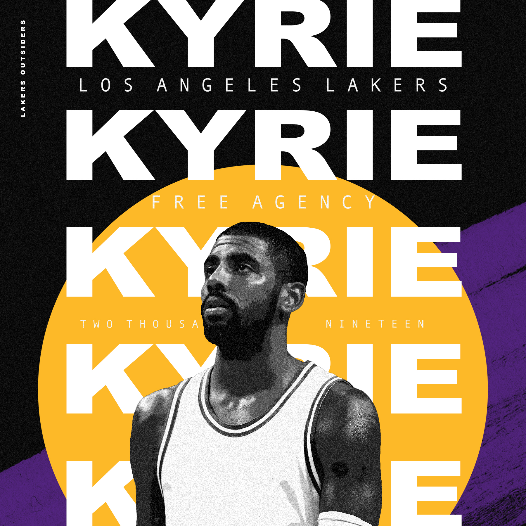2019 NBA Free Agent Profile: Kyrie Irving - Lakers OutsidersKyrie Irving Height